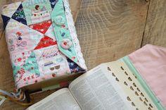 scripture cover tutorial riley blake designs vintage market