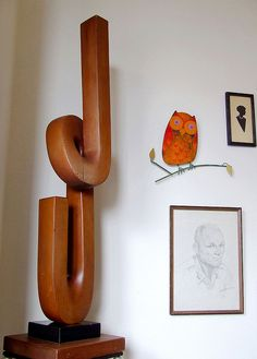 Great Wood Sculpture
