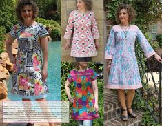 Our Favorite Indie Sewing Patterns + Giveaway: The Willow Tunic   Sew Mama Sew   Outstanding sewing, quilting, and needlework tutorials since 2005.