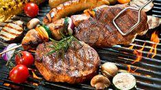 Netradičné marinády troch známych kuchárov, vhodné na gril i na panvicu - ahojmama.sk Barbecue Grill, Barbecue Recipes, Backyard Barbeque, Grill Oven, Grilling Tips, Grilling Recipes, Bbq Tips, Grilling Chicken, Beef Recipes