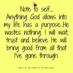 Uncategorized – Page 8 – Note To Self – Daily Reminders For The BrokenHearted Good Quotes, Me Quotes, Inspirational Quotes, Prayer Verses, Bible Verses, Scriptures, Faith Quotes, Bible Quotes, Motivation Positive