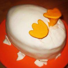 Easter Cake - haha, love it