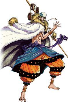 One Piece: God