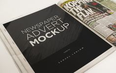 newspaper-advert-mockups