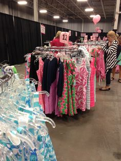 Events: A Report From the Lilly Pulitzer Warehouse Sale 2013 by Haute on the Spot Blog: Your Little Black Book of Bargains