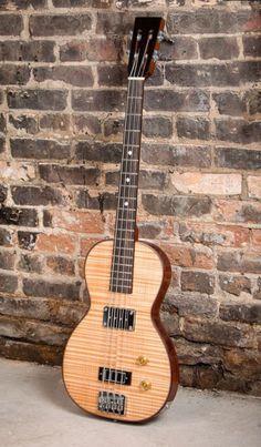 Specimen Guitars custom bass