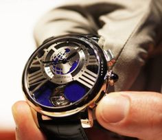 Cartier Complication SIHH Geneve 2014
