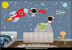Brill space mural!
