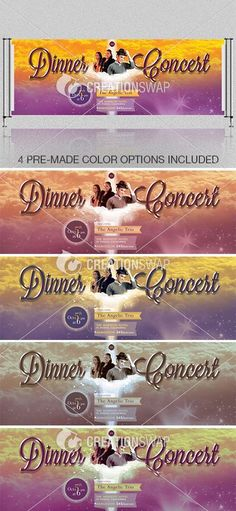 Benefit Concert Church Flyer Template Pinterest Flyer template - benefit flyer template