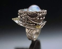 Absolutely gorgeous ring by the inspirational Hattie Sanderson.