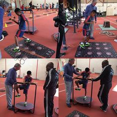 Last private lesson for Darshano from Feyenoord after some time with rehab for a knee issue. Recovered 100% and back to group training. #sportperformancecentrerijnmond #errolesajas #moveqacademyeurope #pt #leonardosnelleman #moveq #3dfunction #football #feyenoord #procedosplatform9 #coretex