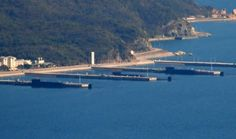 Three nuclear subs spotted near PLA Navy's Hainan base