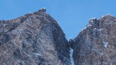 First Ascent of the Southwest Buttress of Mt. Waddington, B.C.