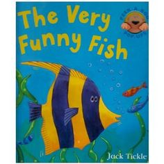 The Very Funny Fish (Peek-a-boo Pop-ups): Amazon.co.uk: Jack Tickle: Books