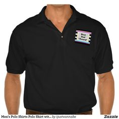 """Men's Polo Shirts Men's Polo Shirt with cute message """" BEST DAD *AWARD* """". For ALL the Dad's we LOVE! Get this Men's Polo Shirts Men's Polo Shirt with cute message """" BEST DAD *AWARD* """" NOW!  Made of 100% cotton, this top will keep you comfortable no matter how hot the weather gets. Ships in 3-4 days! Fast shipping Worldwide. Money Back Guarantee. $29.95"""