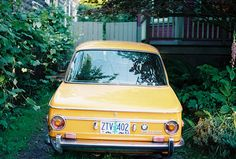 #splendidsummer BMW 2002 reminds me of my childhood.