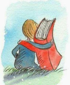 Books can be a best friend, what are you reading today? I Love Books, Books To Read, My Books, Reading Art, Kids Reading, Pictures With Deep Meaning, Satirical Illustrations, World Of Books, Expo