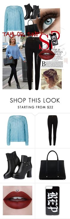 """""""Taylor Swift inspired"""" by lucyrae59 ❤ liked on Polyvore featuring Cruciani, River Island and La Perla"""