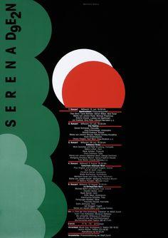 Rosemarie Tissi, poster: Serenaden 92