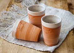"Керамический стакан ""Год Собаки"" #pottery #ceramics #potter #cheflife #rustic #design #natural #handbuilt #handmade #home #craft #керамика #керамикаручнойработы #посуда #посуданазаказ #авторскаякерамика #сделановручную #посударучнойработы #посудадлядома"
