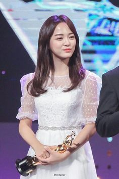 Sejeong - The Seoul Awards Kim Sejeong, Ioi, Seoul, Awards, Female, Lace, Girls, Women, Fashion