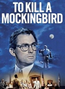 """To Kill a Mockingbird"" is a film adaptation of a novel of the same name by Harper Lee. Though the film features two children as main characters, this isn't a movie for kids. However, the film shows the progression of how two children's lives change over a matter of a few years and how they learn about racism. The first part of the movie shows the antics of ""Scout"" and Jem, the daughter and son of Atticus Finch (Gregory Peck), a small town lawyer and single father."