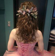 Pin on ♡hair♡ Rose Wedding, Dream Wedding, Lovely Girl Image, Hair Pins, Bridal Hair, Hair Inspiration, Wedding Hairstyles, Dress Up, Cute Outfits
