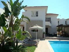 Kapparis villa rental, cyprus - 10persons - 2min. to the beach