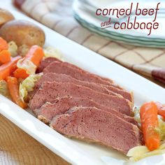 Corned Beef and Cabbage #MyAllrecipes #AllrecipesAllstars #cornedbeef #cabbage #irish