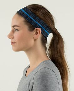 Lululemon Fly Away Tamer Headband Athletic Clothes a65bdcf359f