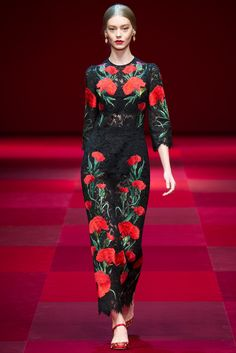 Dolce & Gabbana - Spring 2015 Ready-to-Wear - Look 81 of 83
