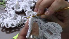 Mulher.com 24/12/2013 Marcelo - Porta sabonete com flor mosquitinho de bico