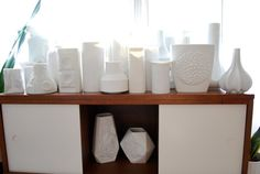 mid-century porcelain collection