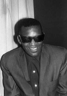 Ray Charles in Paris (early 1960s).