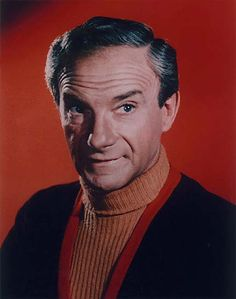 """Dr. Zachary Smith. I see Kenneth Nolands design on actor Jonathan Harris' shirt. Jonathan plays Smith in the Tv show """"Lost In Space"""""""