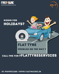 Fast N Sure is the best Road Assistance Services, Towing Services, Car Repair Services & Vehicle Breakdown Services Providing Company in Ahmedabad, Gujarat & Jodhpur, Rajasthan Car Repair Service, Flat Tire, Jodhpur, Ahmedabad, Family Guy, Automobile Repair Shop