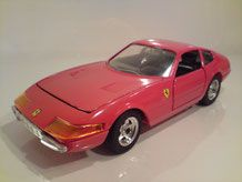 Ferrari 365GTB 1/24 modelcar24´s Webseite!