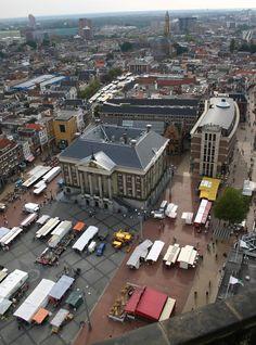 Grote Markt, Groningen.