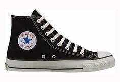 Converse Chuck Taylor All Star Canvas High Top Sneakers