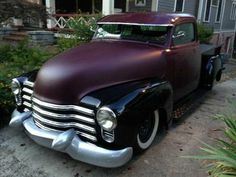 Hot Rod Trucks On Pinterest Hot Rods Rat Rods And Chevy