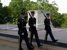 Arlington National Cemetery Sentinels