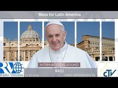 EN DIRECTO: El Papa Francisco celebra misa por la Virgen de Guadalupe - ROME REPORTS