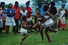 Children from Xhosa tribe in South Children from Xhosa tribe in South Africa (the community that blessed us with Steve Biko and Nelson Mandela) Steve Biko, Xhosa Attire, History Of Dance, African Dance, African Culture, Traditional Wedding, Black People, World Cultures, South Africa
