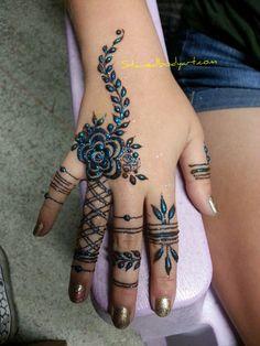@stained_bodyart  #henna