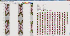 15 around bead crochet rope pattern Bead Crochet Patterns, Bead Crochet Rope, Beaded Crochet, Brick Stitch, Free Pattern, Diy And Crafts, Mosaic, Beaded Bracelets, Beaded Jewelry