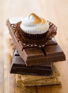 Mini S'Mores Peanut Butter Tarts❤