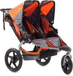 BOB Revolution - best stroller, no contest! I have used many, many different strollers and there is nothing like the BOB if you are going to use a stroller to exercise or walk often. Use your 20% REI discount coupon that comes once a year or watch for similar deals to make the price almost reasonable...still worth every penny!