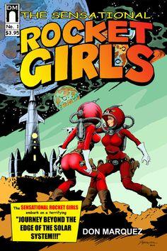 The Sensational Rocket Girls