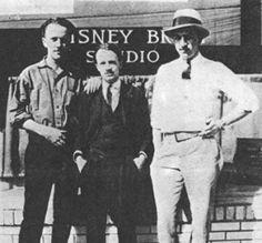 16 octobre 1923 : Début de la compagnie Walt Disney http://jemesouviens.biz/?p=2996