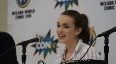"""""""And Iain... I'm not... he's not a bad kisser! The boy does good! But... it's just so strange."""" -Elizabeth Henstridge defending Iain De Caestecker's kissing skills after complaining about having to do kissing scenes with him. My response- I laughed, then was like, """"Did she actually just say that?"""" XD I wondered if Iain found out about this and was like, """"Dude, seriously?"""" :) :)"""